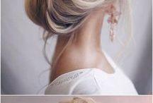 I DO...TO THE HAIR! / Best do's for the wedding season! #weddinghair #weddingupdo #hairstylistinspiration