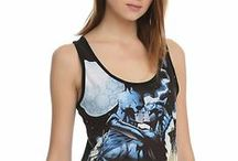 DC Comics at Hot Topic / by DC Comics