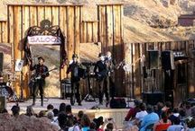 Steampunk at Calico Ghost Town / The Wild West Fest and Steampunk At Calico Ghost Town April 12-13