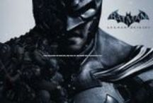 Batman Arkham / by DC Comics
