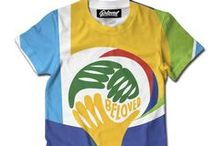 World Cup 2014 Collection / Limited Edition collection! These items will only be available for a short time, so get them while you can!  Receive a free Sloth Ring with the purchase of any World-Cup collection item! (While supplies last and for a limited time only!)  belovedshirts.com