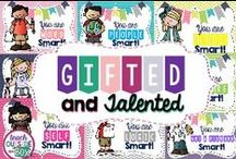 Gifted & Talented Ideas / Gifted and Talented Education (GATE) and enrichment ideas for elementary classrooms | STEM | Differentiation