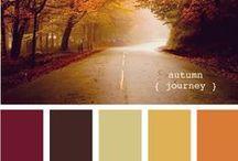 Deep Autumn / My deep soft autumn palette