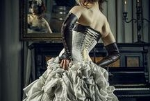 Dior and more / Artistic clothing on the top