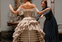 ball gowns and crinolines / The essence of fashion