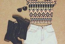 Clothes, shoes+++