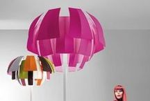 Pinktastic! / From baby pink to hot fuschia, some of our favourite lights and lamps, as well as some more lovely pink-hued finds