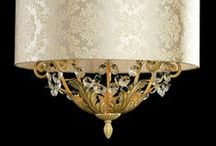 Classic ceiling lights / These are just some of our favourite classic and traditional ceiling lights, both pendant and fixed-position. If you visit our site, you will find hundreds more. These lights are made from lots of different materials, including Murano glass. http://italian-lighting-centre.co.uk