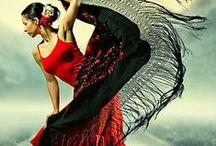 Flamencodresses /  Spanish heat