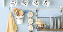 Kitchen / Kitchen, designs, décor and ideas
