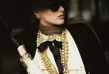 CHANEL in the 80s and 90s