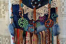 Boho / Kleidung, Wohnen, Dekoration