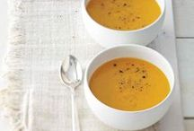 eat: soup / A fall/winter staple. All easily made gluten free.