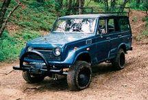 55 series Land Cruiser