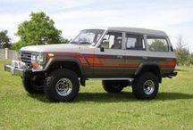 60/62 series Land Cruiser