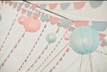 Garland,Banner&Bunting / by Mandy P.