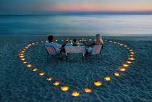 Dreamy honeymoons