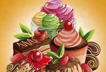 DESSERTS / by Claudine P.