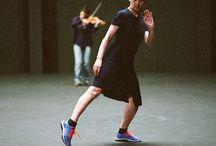 Dance / Pina Bausch, Anne Teresa de Keersmaeker, Sidi Larbi Cherkaoui, Bronislava Nijinska, Vaslav Nijinsky