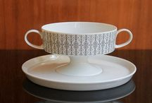 Dinnerware / Table and kitchen objects design