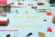 Kate spade / All things pretty and witty