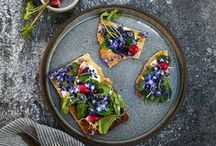 FOOD LOOKING TOO GOOD TO EAT - STYLISH / INTERESTING FOOD IMAGES PARTY, WEDDING INSPIRATION