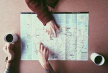 "Dream destinations / Dream destinations.  ""I don't know where I am going but I'm on my way."" – Carl Sagan"