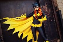 DC Cosplay / by Katie J