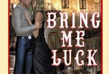 Bring Me Luck / A chance encounter with the woman who ran out on him leads Jess Jansen to gamble on love one last time.