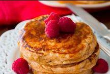 Ontbijt en lunch zonder zuivel, zonder gluten