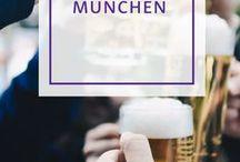Reiseziel München / Biergärten | Englischer Garten | Eisbach | Chinesischer Turm Alles rund ums geliebte Minga