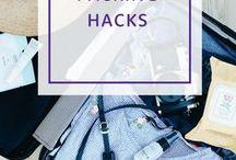 Packing Hacks / Die Urlaubsvorbereitung rauben Euch den letzten Nerv und Euer Koffer ist immer überladen und platz aus allen Nähten? Hier findet Ihr nützliche Tipps die euch perfekt auf den Urlaub vorbereiten! Mehr Infos findet Ihr auch unter: http://www.holidayextras.de/reise-blog/reisetipps.html