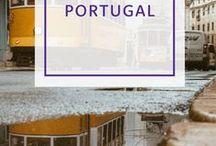 Reiseziel Portugal / Egal ob für einen Surftrip, Roadtrip oder zum Sightseeing. Portugal hat vieles zu bieten und überzeugt mit wunderschönen Plätzen.