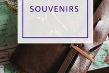 Reise Souvenirs / Reisen. Travel. Souvenirs. Mitbringsel. Geschenke für Reiselustige.