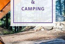 Camping - Backpacker Life / Camping Abenteuer | Die schönsten Orte zum Campen | Die besten Tips rund ums Campen