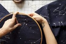 *embroidery*