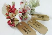 Fab wedding favours / A plethora of great ideas for how to thank your wedding guests.