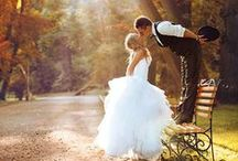 autumn wedding colours / Celebrating rich autumnal wedding colours