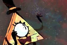 Bill Cipher / Reality is an illusion. The universe is a hologram