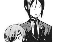 All Hail Sebastian / I'm simply one HELL of a butler