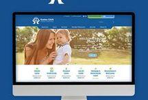 Website Design / A collection of website designs, WordPress themes, e-commerce design, website design inspiration, & more!