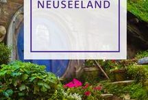 Reiseziel Neuseeland / Ein Land voller Gegensätze, von Vulkanen, grünen Wiesen und Urwald. Land der Sagen und Mythen.