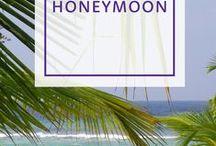 Honeymoon / Flitterwochen / Verlobt und auf der Suche nach einer romantischen Destination für die Flitterwochen? Wir haben für euch ein paar schöne Reiseziele ausgewählt! Auf in die Flitterwochen. Ideal für alle Verliebten!