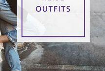 Reise Outfits / Gut aussehen aber trotzdem gemütlich verreisen? So gehts!