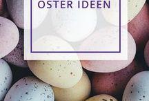 Ostern DIY / Nur noch ein paar Wochen bis Ostern! Habt ihr auch schon Frühlingsgefühle? Wir haben die besten DIY-Ideen für Ostern für euch zusammengestellt