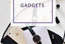 Reise Gadgets / Auch auf der Suche nach Reise Accessoires? Wir haben euch hier ein paar modische, praktische und außergewöhnliche Gadgets zusammengestellt!  So reist Ihr noch bequemer.