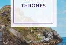 Game of Thrones | Reiseziele / Wir nehmen Euch mit nach Westeros! Entdeckt mit uns alle Game of Thrones Drehorte & Kulissen.