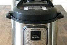 THM Instant Pot / Trim Healthy Mama Recipes for the Instant Pot.