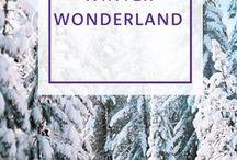 Winterwonderland / Wunderschöne verschneite Winterlandschaften. Ob Skifahren, Rodeln, Schneeschuhwandern, Langlauf oder ein Spaziergang durch euer persönliches Winterwonderland. Wir nehmen Euch mit zu den schönsten Winterlandschaften weltweit.