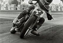 OLD MOTORCYCLES / Moto - Motorcycles - Motorbikes - Hillclimb - Flat Track - Brooklands - Desert Sled - Motocross - Classic - Vintage
